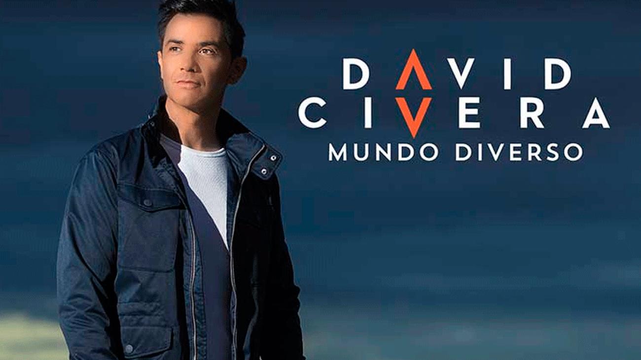 """""""Aire fresco, tribal y urbano"""", así es el nuevo disco de David Civera"""