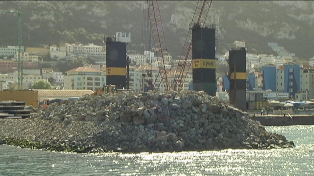 Exteriores dice que vigilará el nuevo proyecto urbanístico de Gibraltar