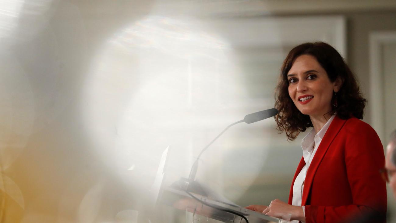 La familia y el transporte centran las últimas propuestas de Díaz Ayuso