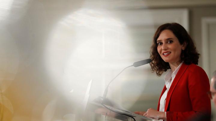 """Diaz Ayuso propone considerar al """"concebido no nacido"""" como un miembro más de la familia"""