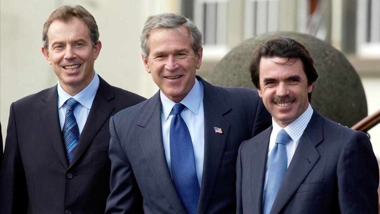 """2003. La invasión de Irak y el """"No a la guerra"""""""