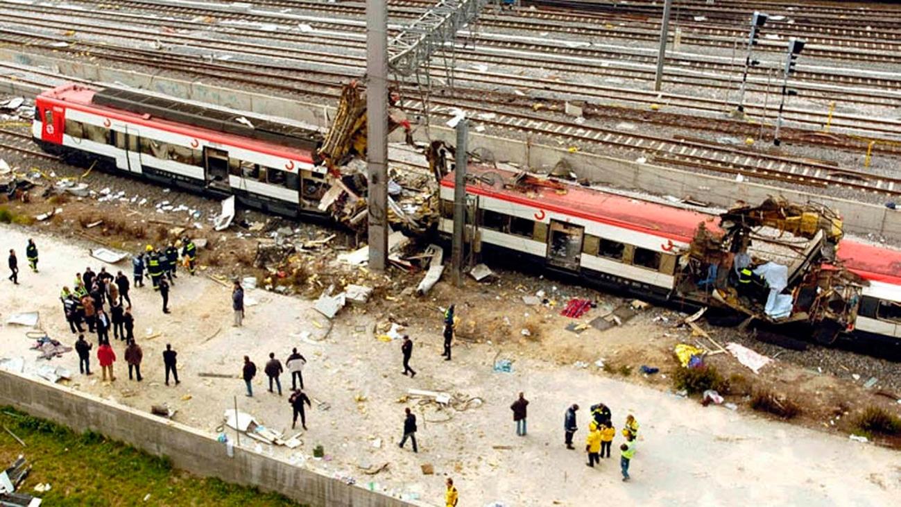 2004. 11 de marzo, el día más triste de Madrid
