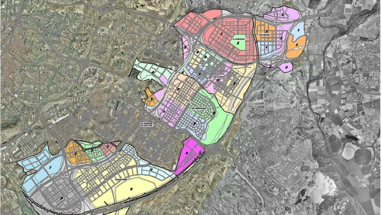 Aprobada la primera fase para la construcción de unas 3.000 viviendas en Vicálvaro