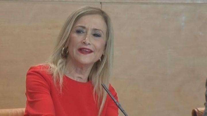 La Audiencia Provincial de Madrid comienza este lunes el juicio contra  Cristina Cifuentes por el caso máster