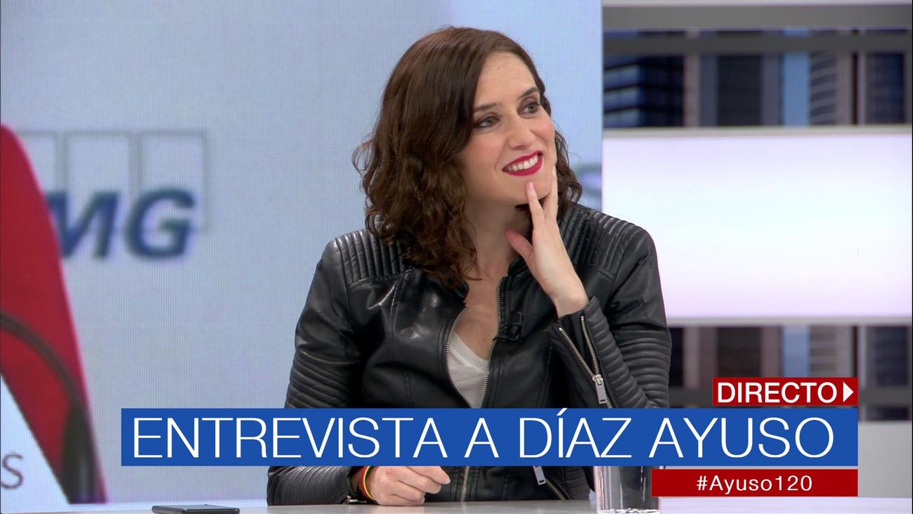 """Díaz Ayuso:  """"Casado y yo tenemos la lupa puesta porque todo el mundo ve que vamos a ganar"""""""