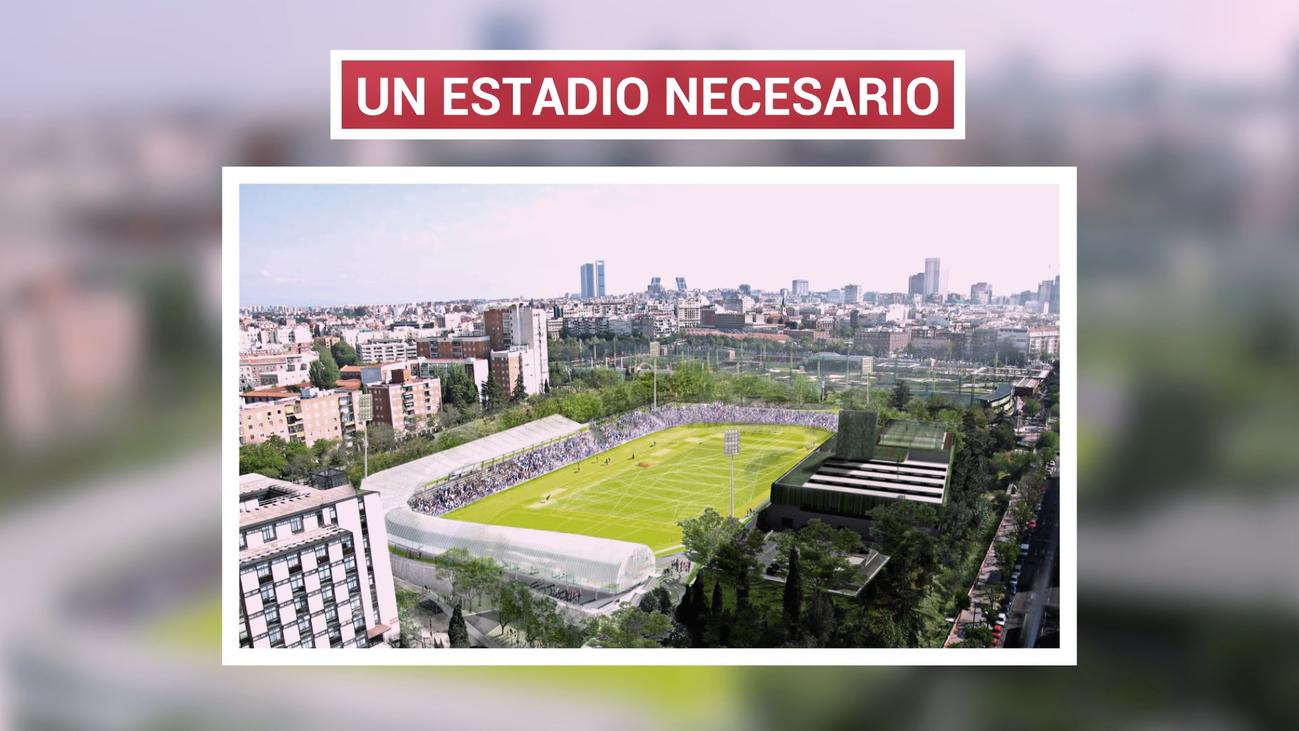 Renace el estadio de atletismo de Vallehermoso