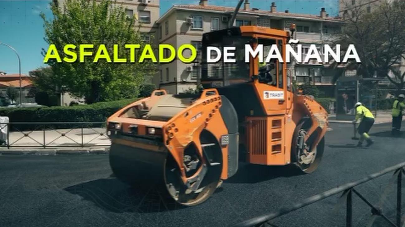 Así avanza la segunda fase de la Operación Asfalto de Madrid