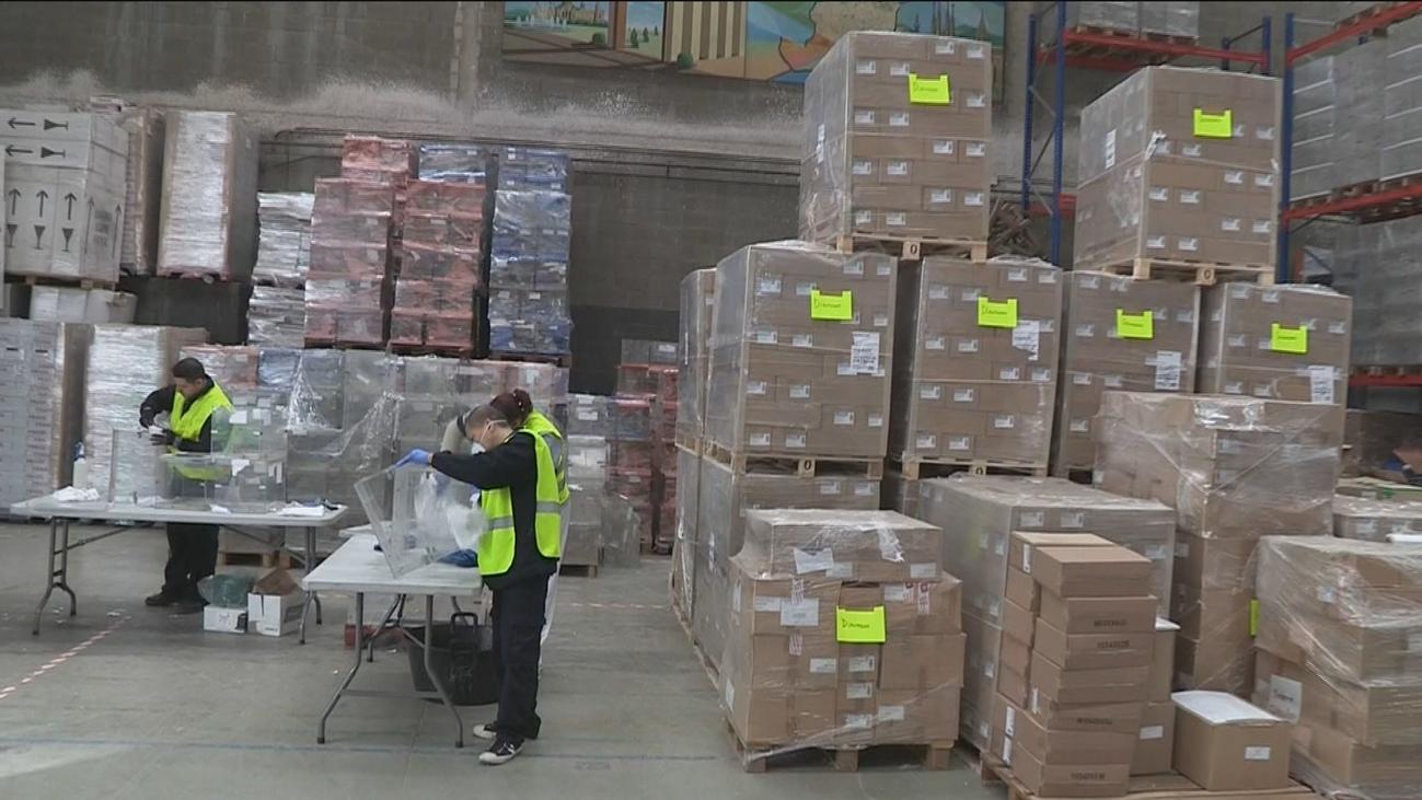 Empieza el envío de más de 42 millones de papeletas electorales