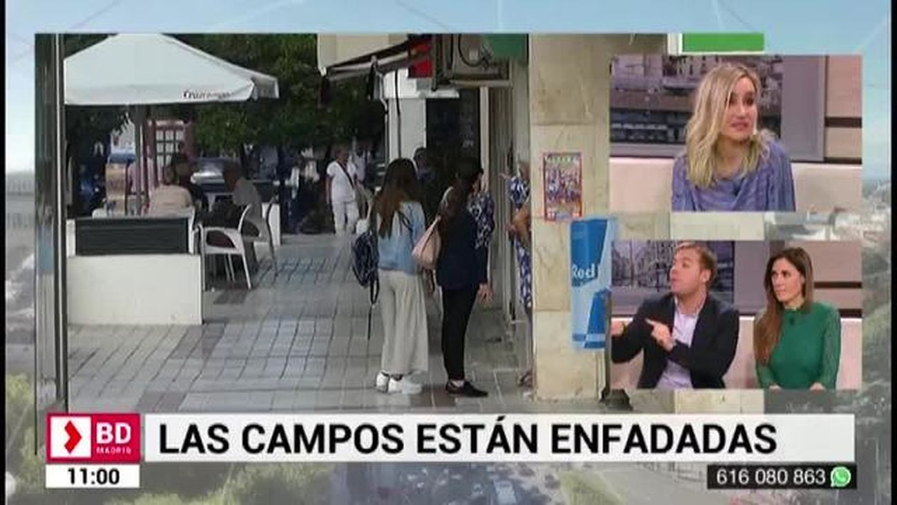 Buenos Días Madrid 12.04.2019