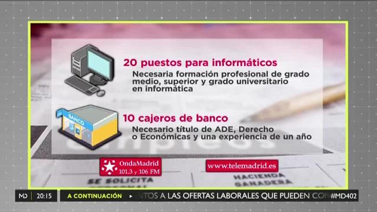 Mediamarkt busca personal para trabajar en Leganés, Goya y Rejas