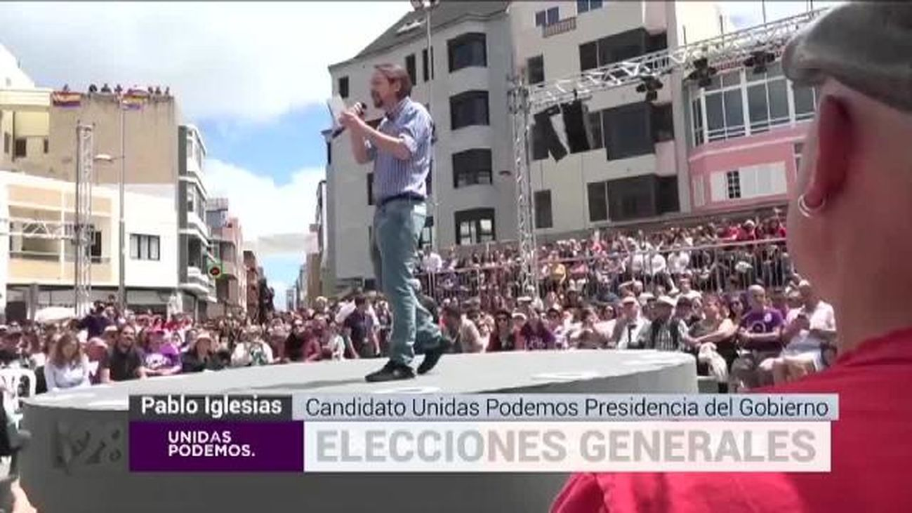 Telenoticias Fin de Semana 13.04.2019