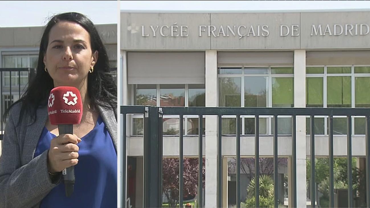Un alumno de 13 años se intenta quitar la vida en el Liceo Francés de Madrid