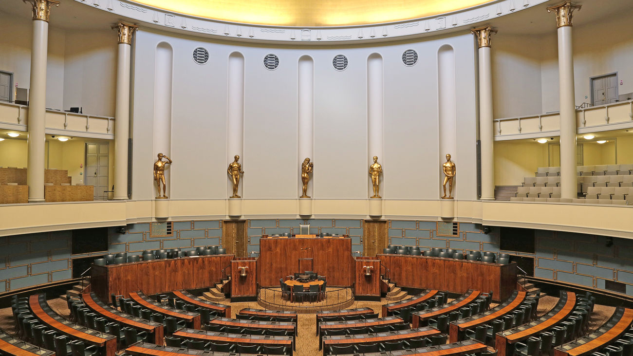 Parlamento finés