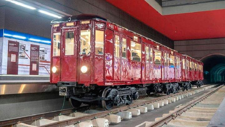 Metro de Madrid reabre desde este sábado  sus espacios museísticos, entre ellos, la antigua estación de Chamberí