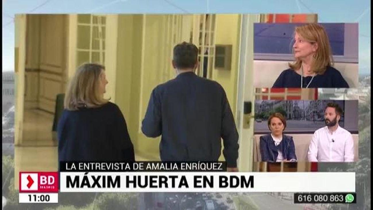 Buenos Días Madrid (10:30 - 11:30) 15.04.2019