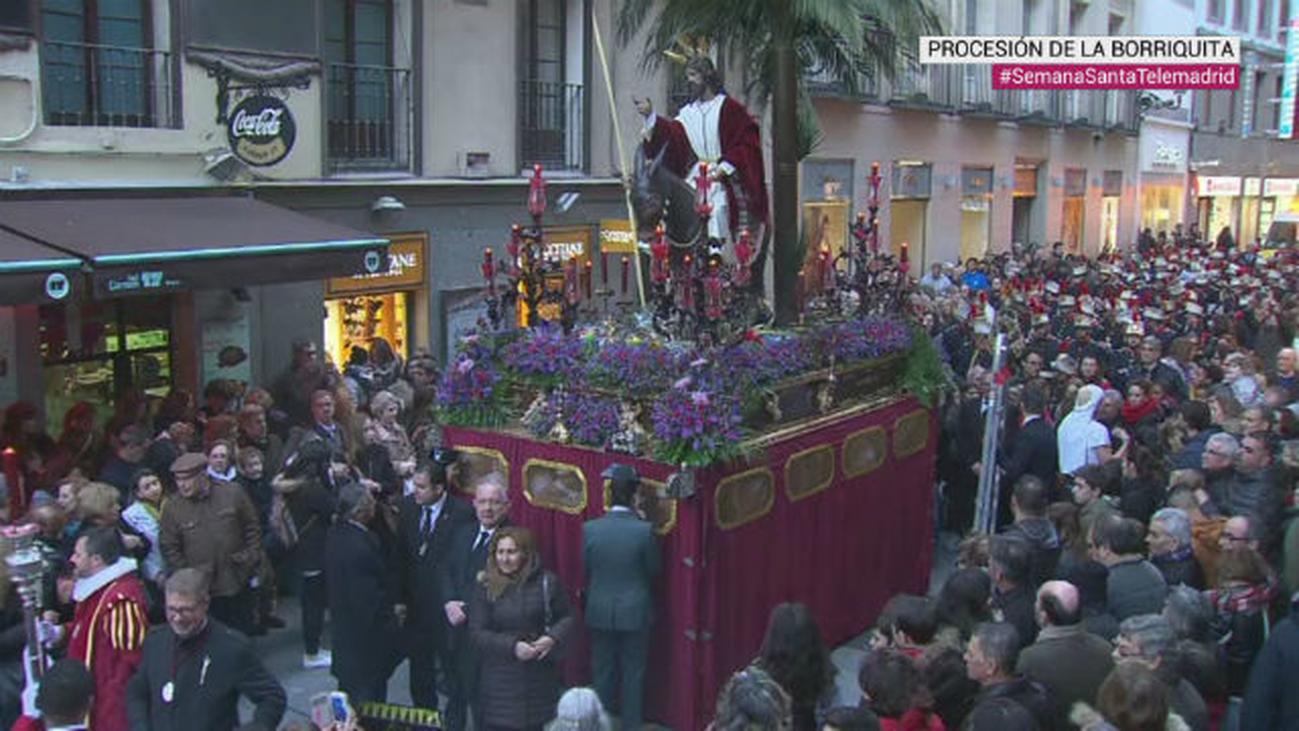 Especial Domingo de Ramos 2019 en Telemadrid (segunda parte)