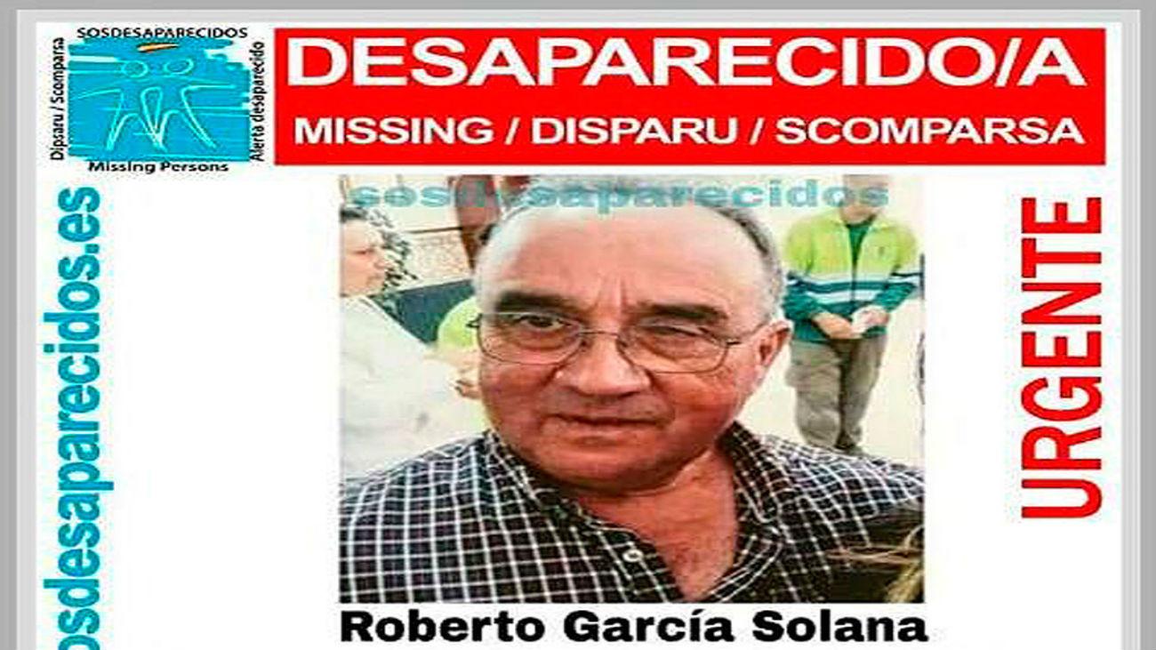 Continúa la búsqueda de Roberto, desaparecido desde hace casi dos meses en Casarrubios del Monte