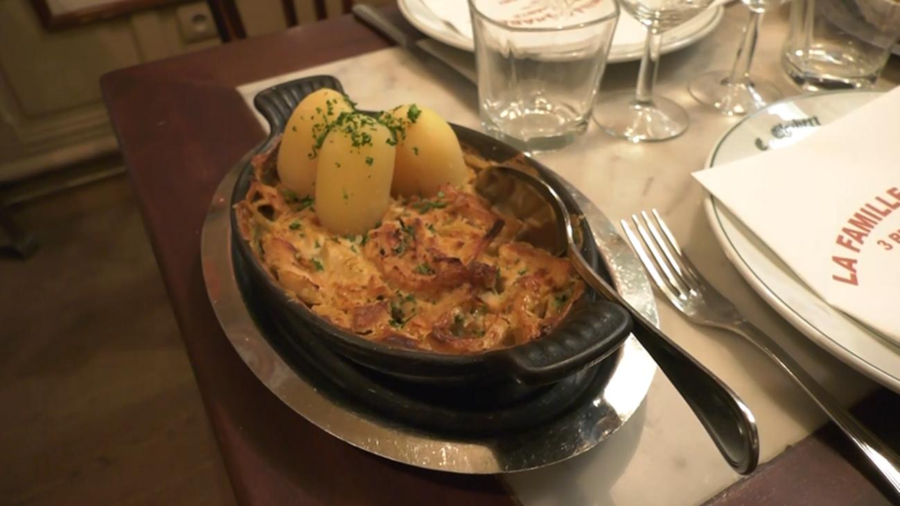 Probamos la gastronomía de Lyon