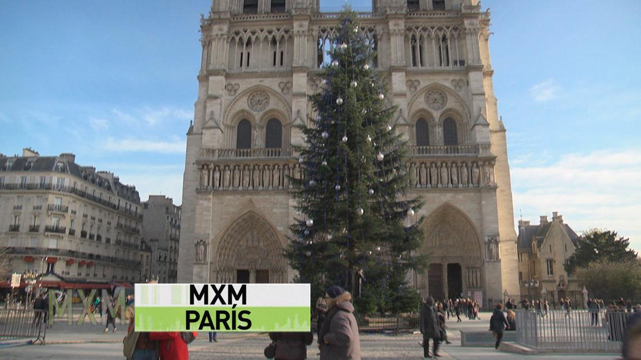 Así fue la última visita de Madrileños por el Mundo a Notre Dame en 2015