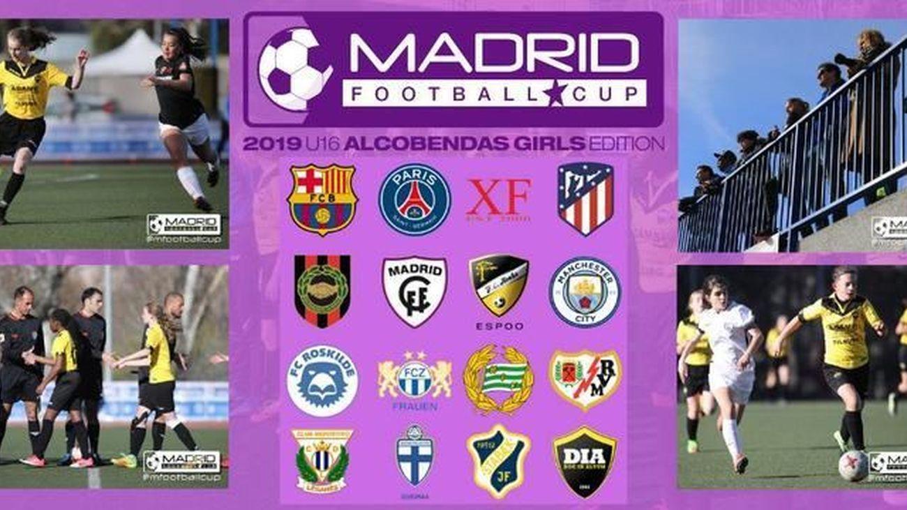 La cantera de los mejores equipos del mundo de fútbol femenino se citan en La Otra