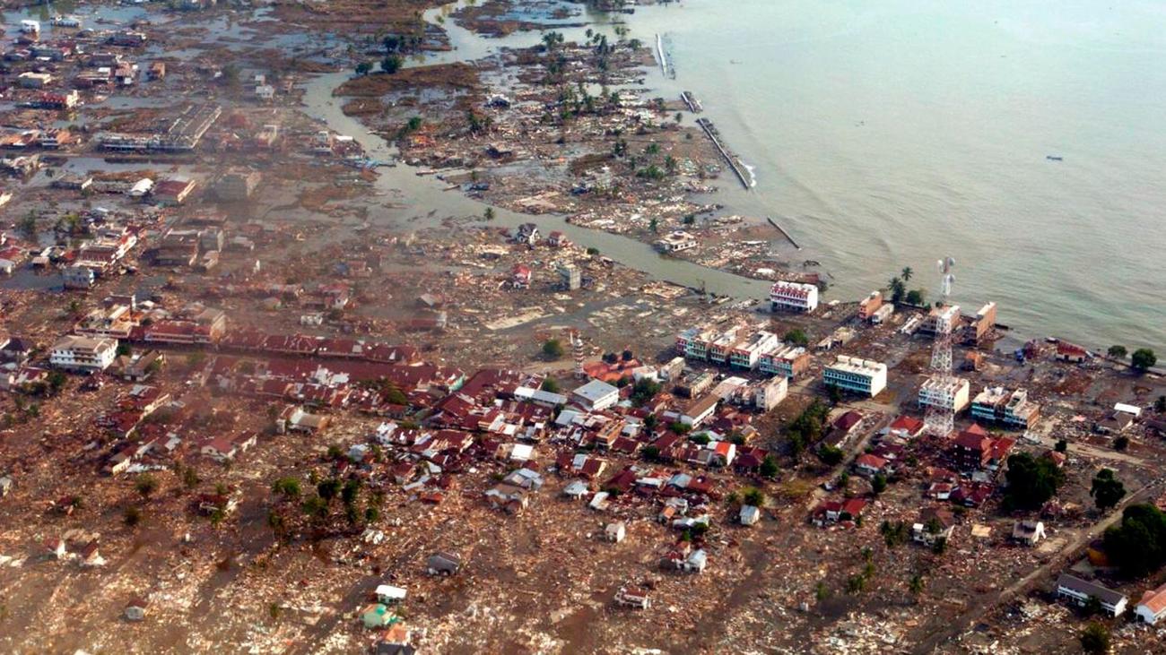 2004. El tsunami del Índico deja 230.000 muertos, la mayor catástrofe natural de la historia
