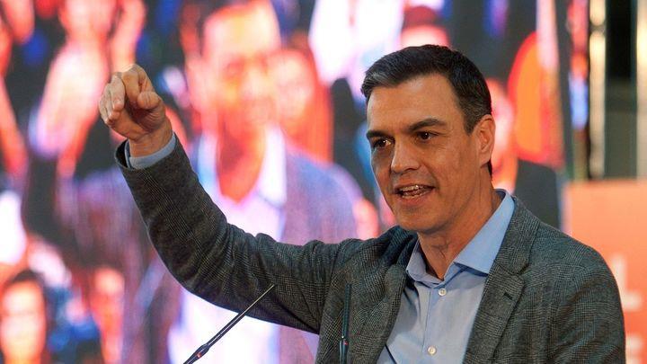 Sánchez acepta acudir a los dos debates, el 22 en RTVE y el 23 en Atresmedia