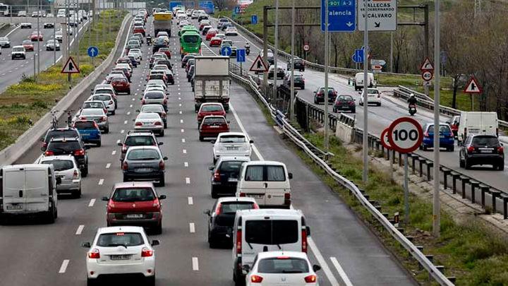 Dieciocho muertos en las carreteras en lo que va de Semana Santa