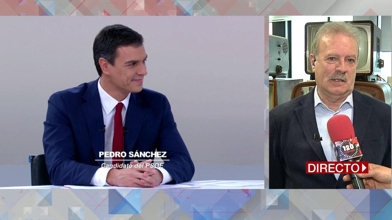 """Campo Vidal, sobre los debates electorales en televisión: """"Deberían ser una obligación política"""""""