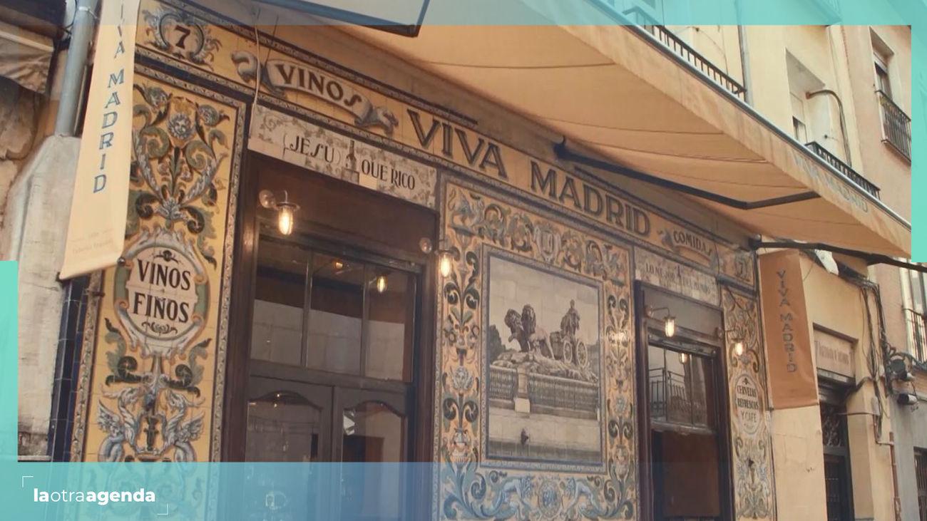 La Movida visita los lugares más castizos e imprescindibles de Madrid