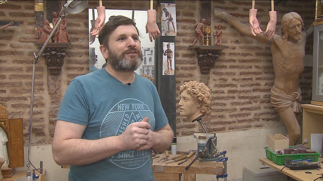 Antonio José Martínez, artista imaginero de Madrid