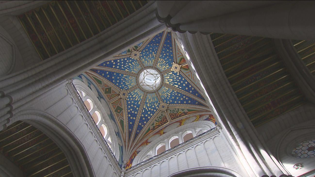 ¿Puede ocurrir un incendio como el de Notre Dame en la catedral de la Almudena?