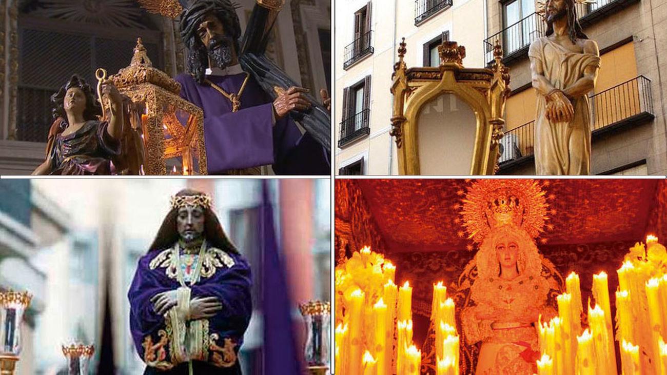 Semana Santa de Madrid:Jueves Santo