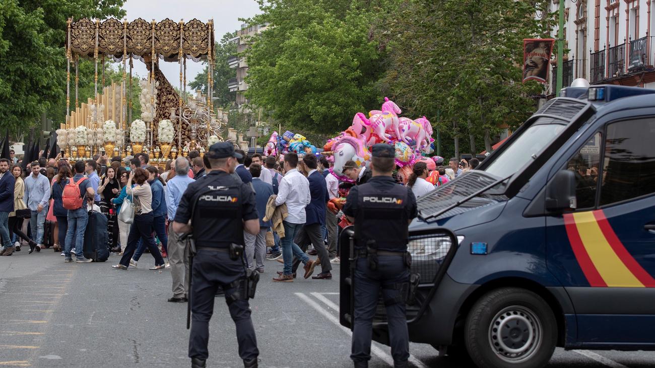 El presunto yihadista preparaba un atentado en Sevilla en plena Semana Santa