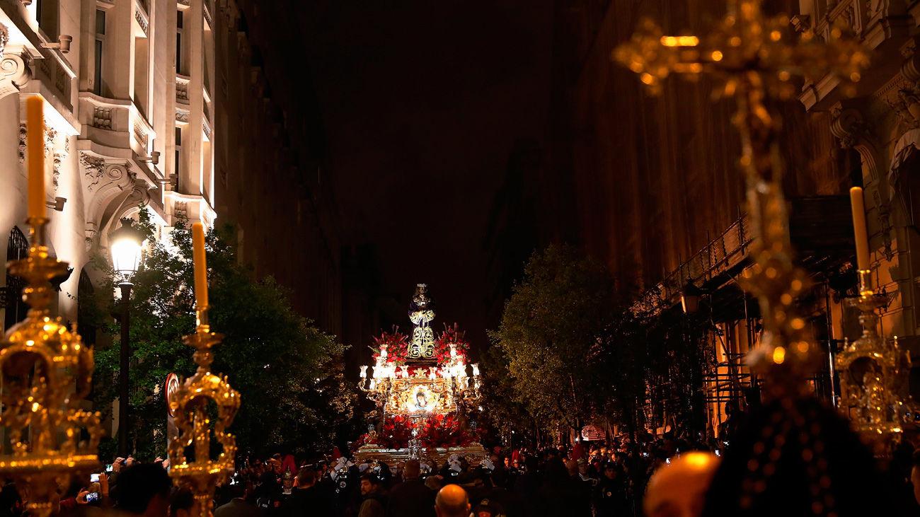Semana Santa de Madrid: Viernes Santo - Primera Parte