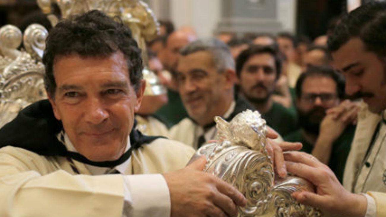 Los famosos más creyentes de la Semana Santa