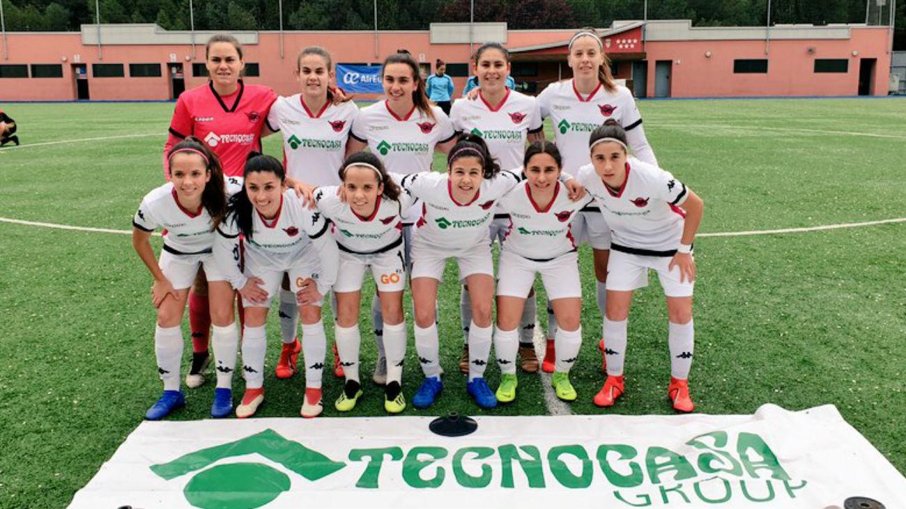 1-0. El Tacón se impone al Rayo Vallecano B