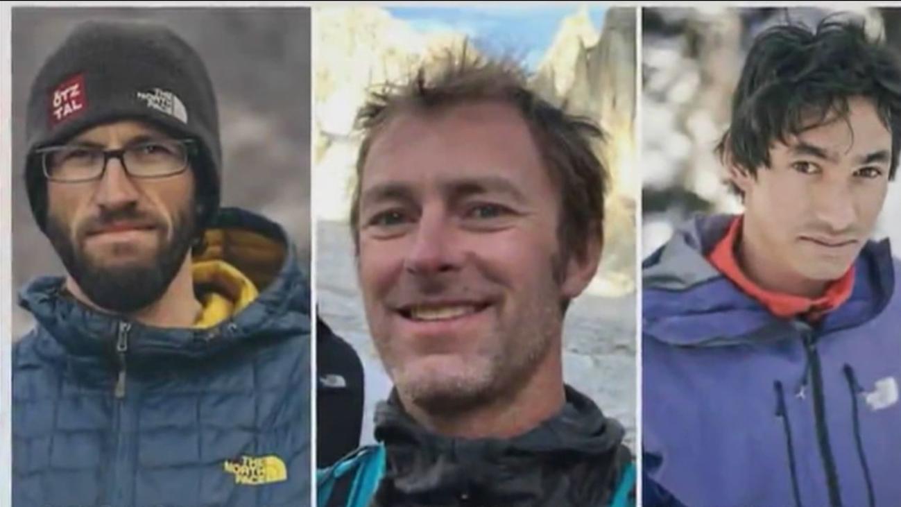 Desaparecen tres de los mejores escaladores del mundo en una montaña de Canadá