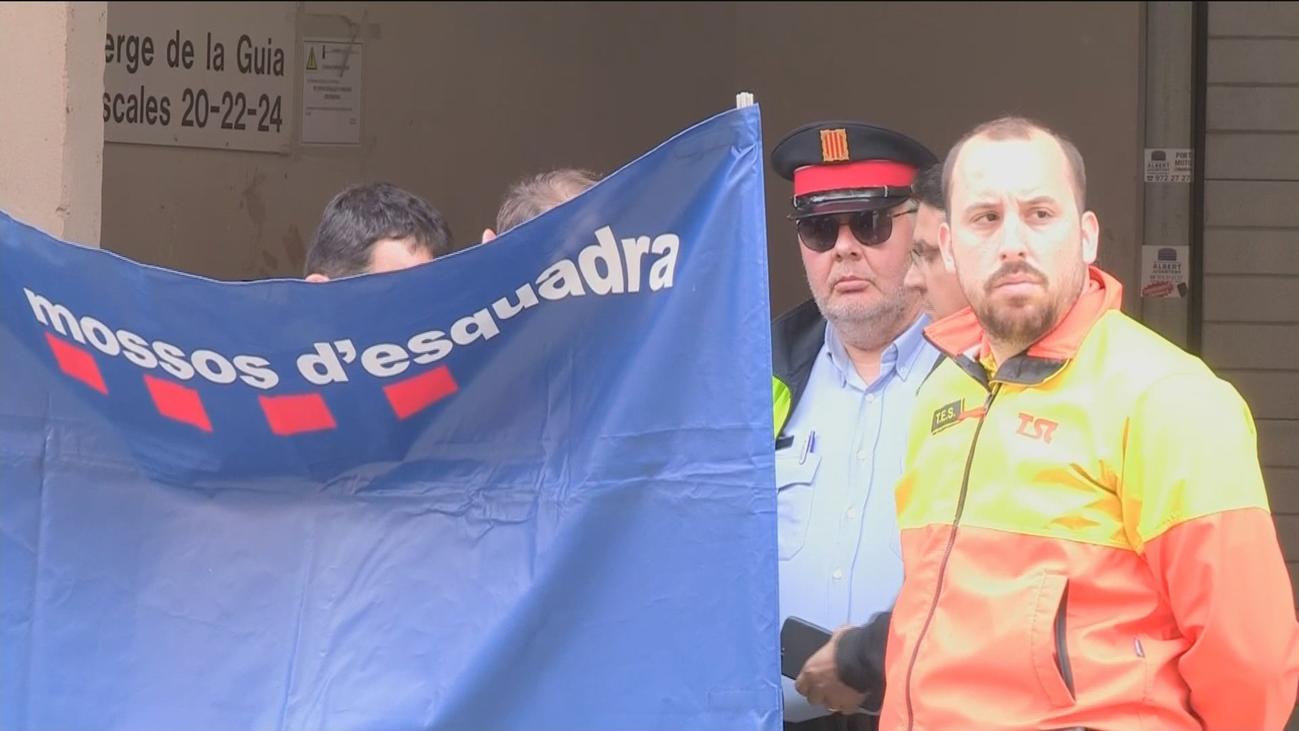 Un Policía Nacional de 38 años asesina a su pareja e intenta suicidarse en Olot (Girona)