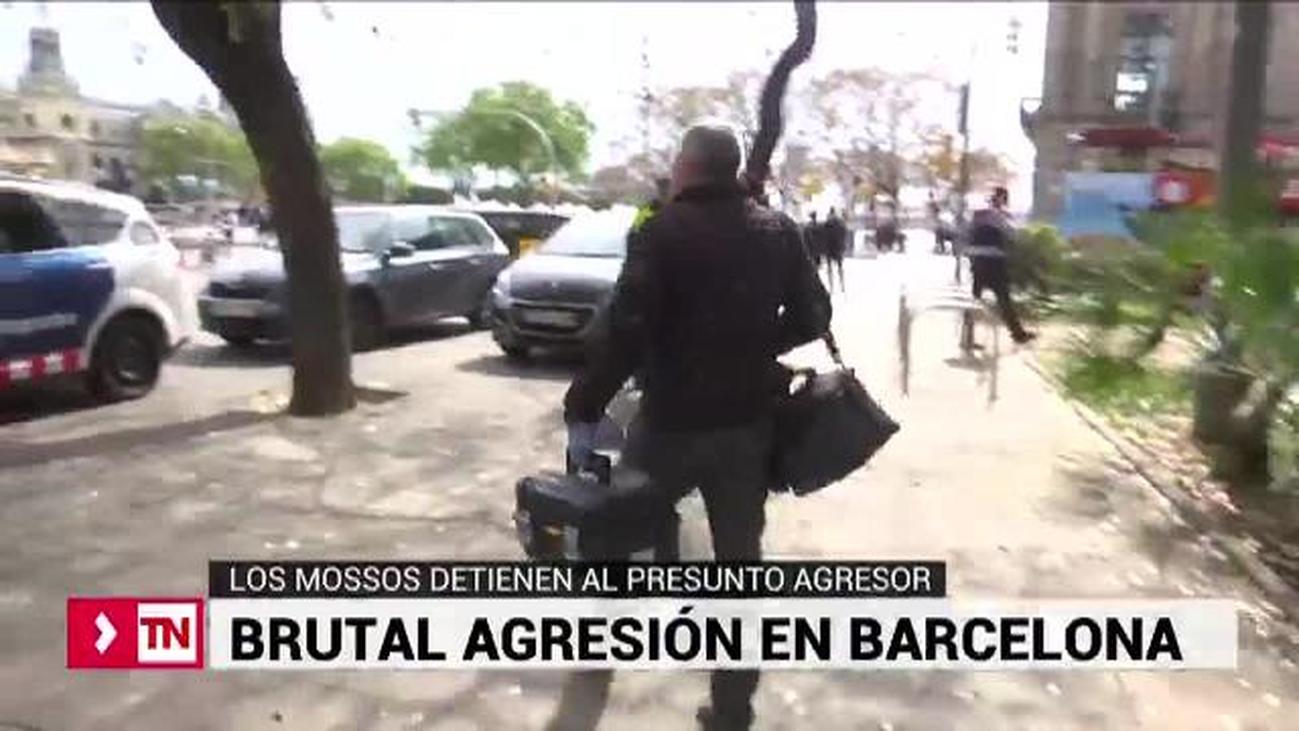 Un detenido por la agresión sexual a una mujer en Drassanes de Barcelona
