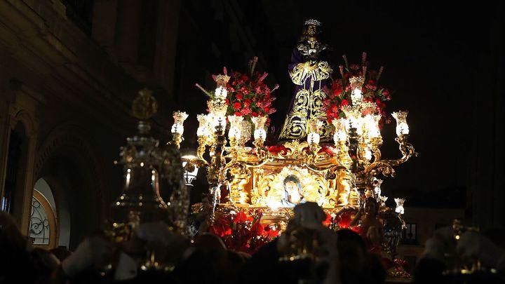 Recorrido de la salida extraordinaria de Nuestro Padre Jesús Nazareno de Medinaceli desde la Almudena