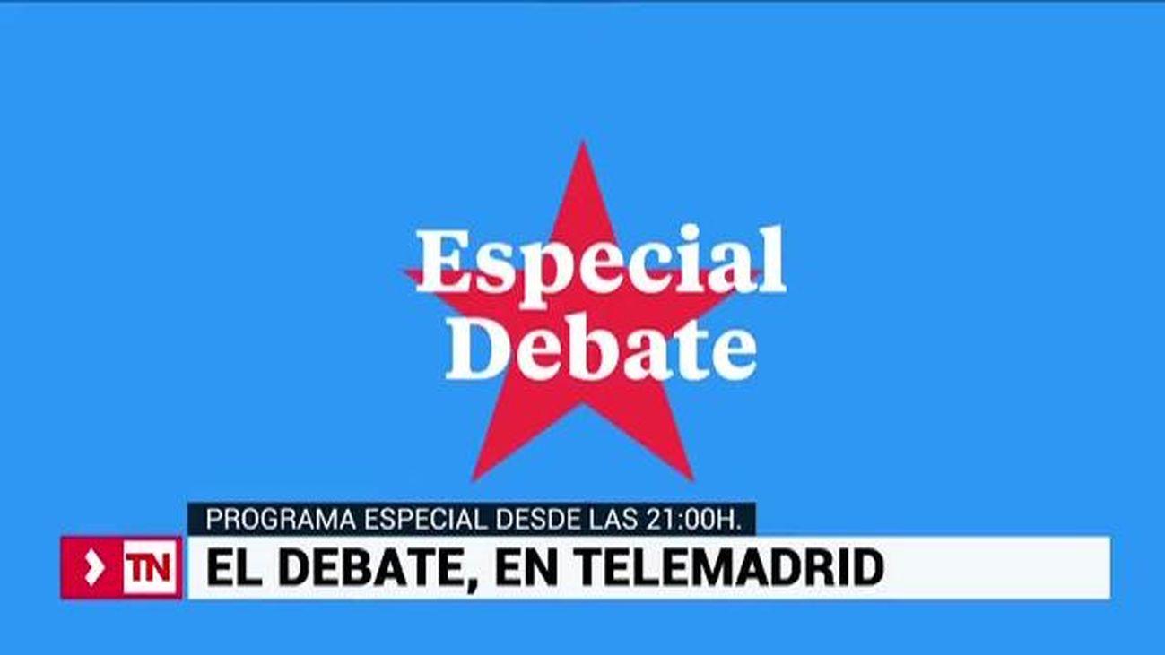 Telenoticias Fin de Semana 21.04.2019