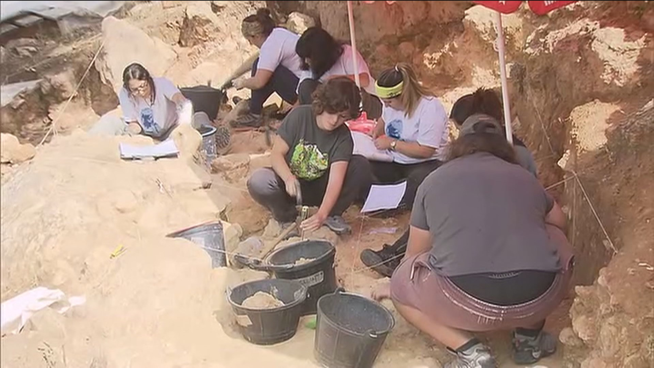 Pinilla del Valle ofrece visitas guiadas a sus yacimientos neandertales