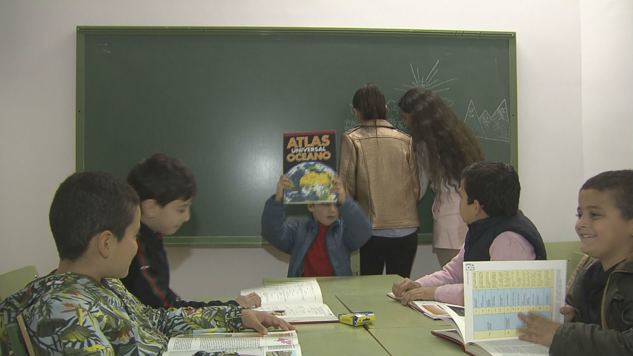 Un centro de Las Rozas hace la integración más fácil a los niños inmigrantes