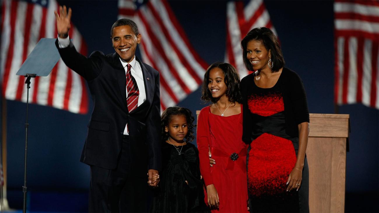 2008. Barack Obama se convierte en el primer presidente negro de Estados Unidos