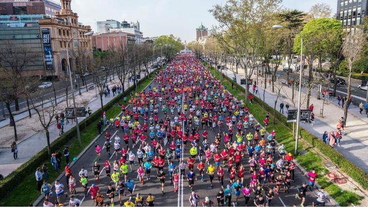 Todo lo que necesitas saber sobre el Maratón de Madrid 2019