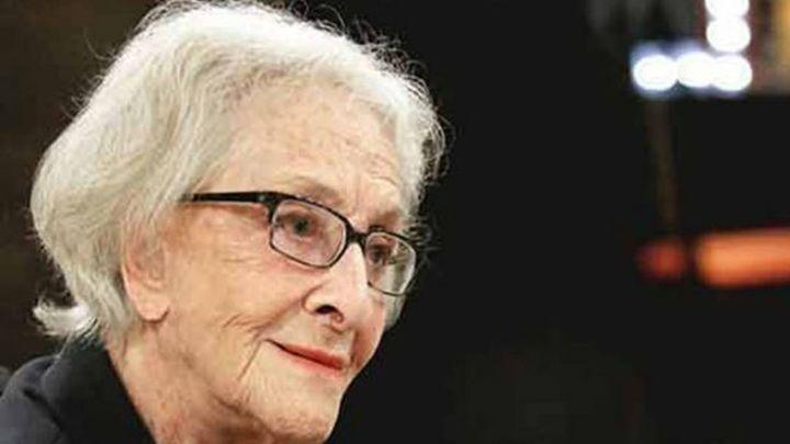 """Ida Vitale, premio Cervantes: """"La poesía a veces se nos hace carne viva"""""""