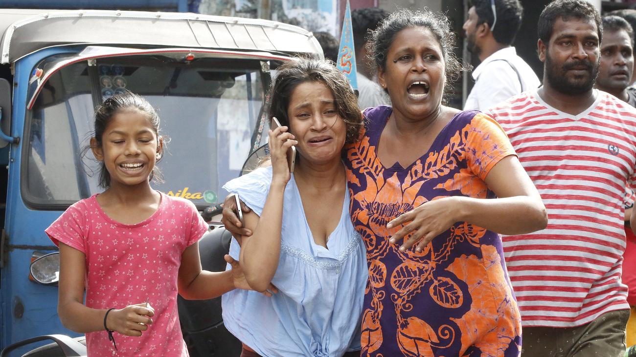 Sri Lanka culpa de los atentados a un grupo terrorista apenas conocido