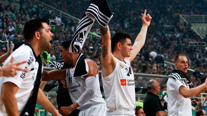 82-89. El Real Madrid jugará otra vez la Final Four