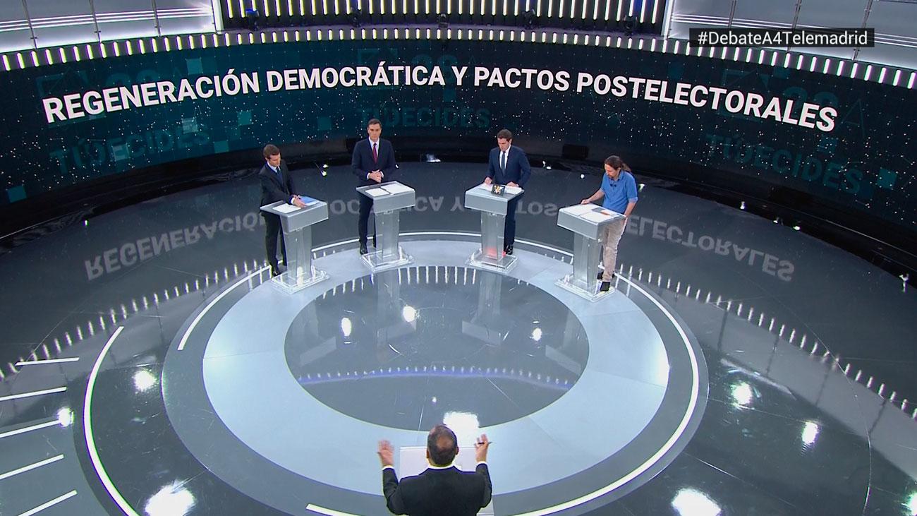Corrupción y unidad de España, las claves de los futuros pactos