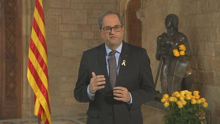 Una Junta Electoral en renovación abordará la posible inhabilitación de Torra